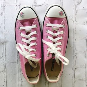[Converse] All Star Chuck Taylor Pink Canvas Shoe